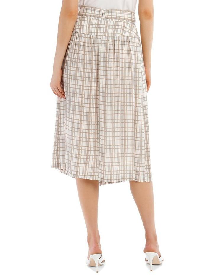Skirt With Pocket Trim image 3