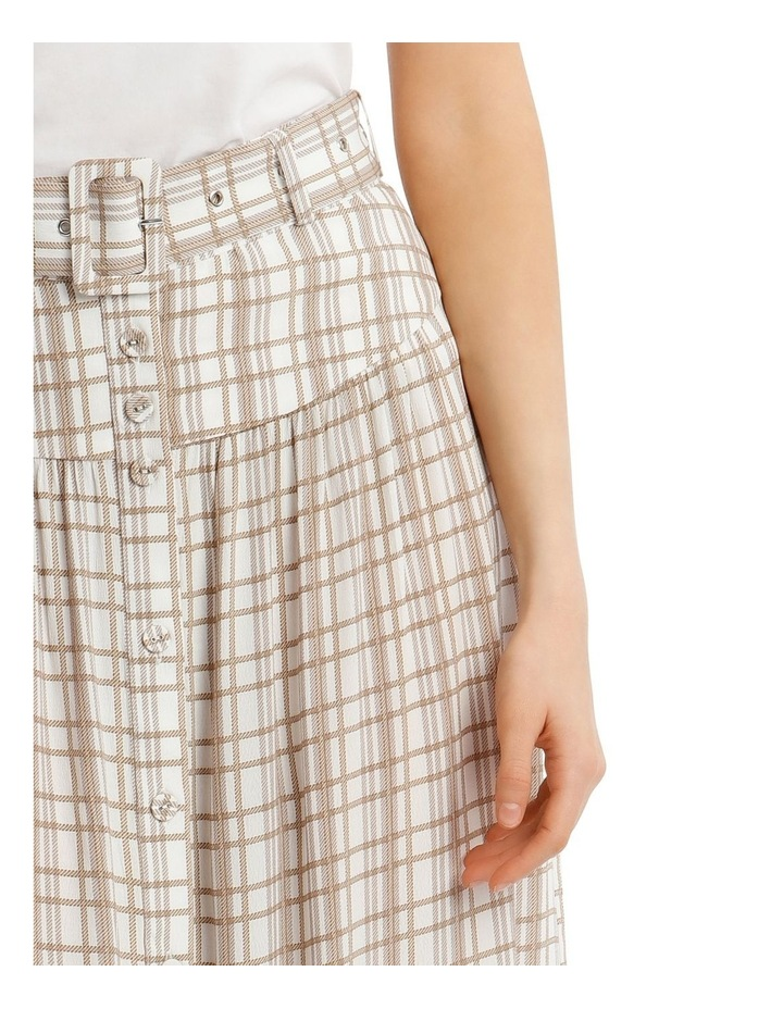 Skirt With Pocket Trim image 4