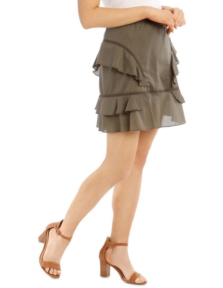 Ruffle Mini Skirt image 2
