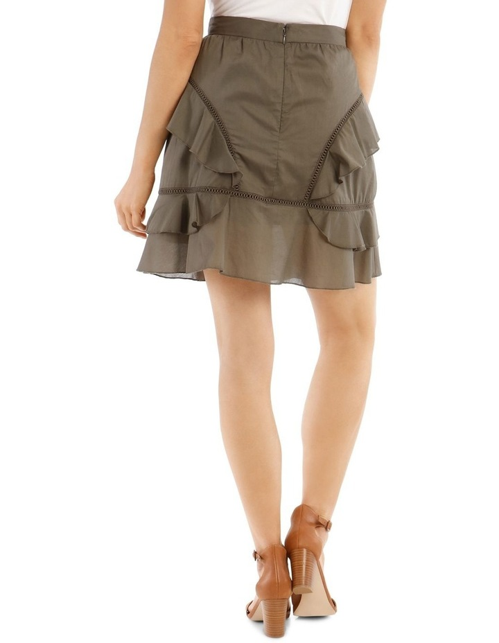Ruffle Mini Skirt image 3