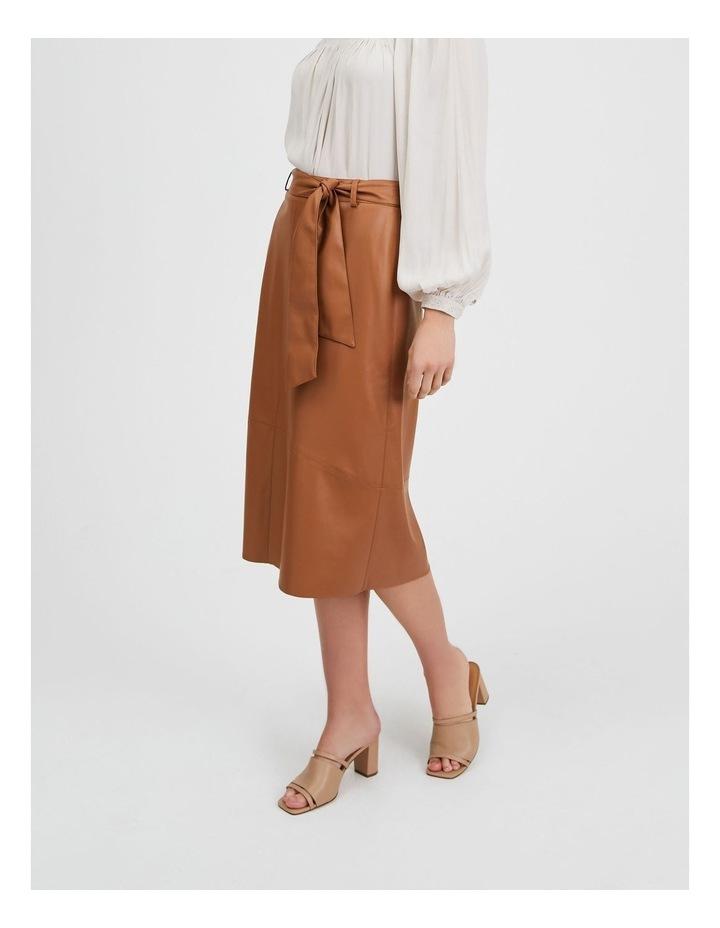 Tan Pu Midi Skirt image 3
