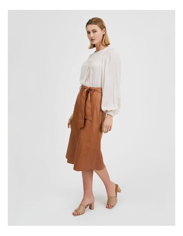 Tan Pu Midi Skirt image 4