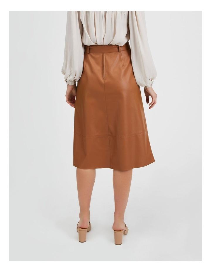 Tan Pu Midi Skirt image 5