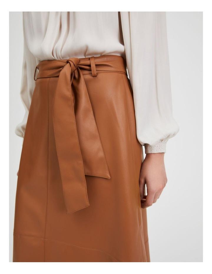 Tan Pu Midi Skirt image 6