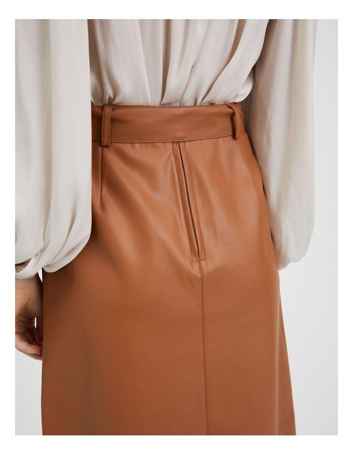 Tan Pu Midi Skirt image 7