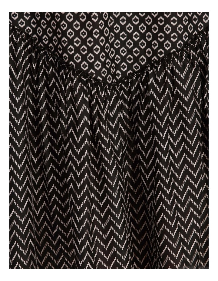 Tiered Maxi Skirt image 6