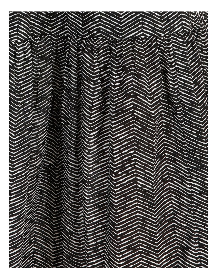 Tiered Belted Skirt image 5