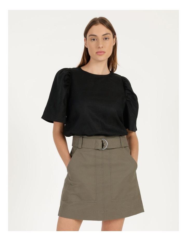 Cotton Kalamata Utility Skirt image 1