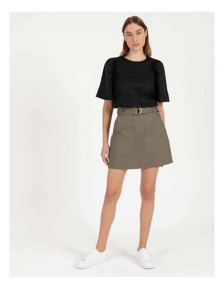 Cotton Kalamata Utility Skirt image 3