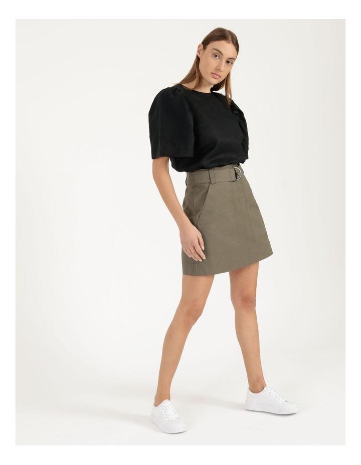 Cotton Kalamata Utility Skirt image 5