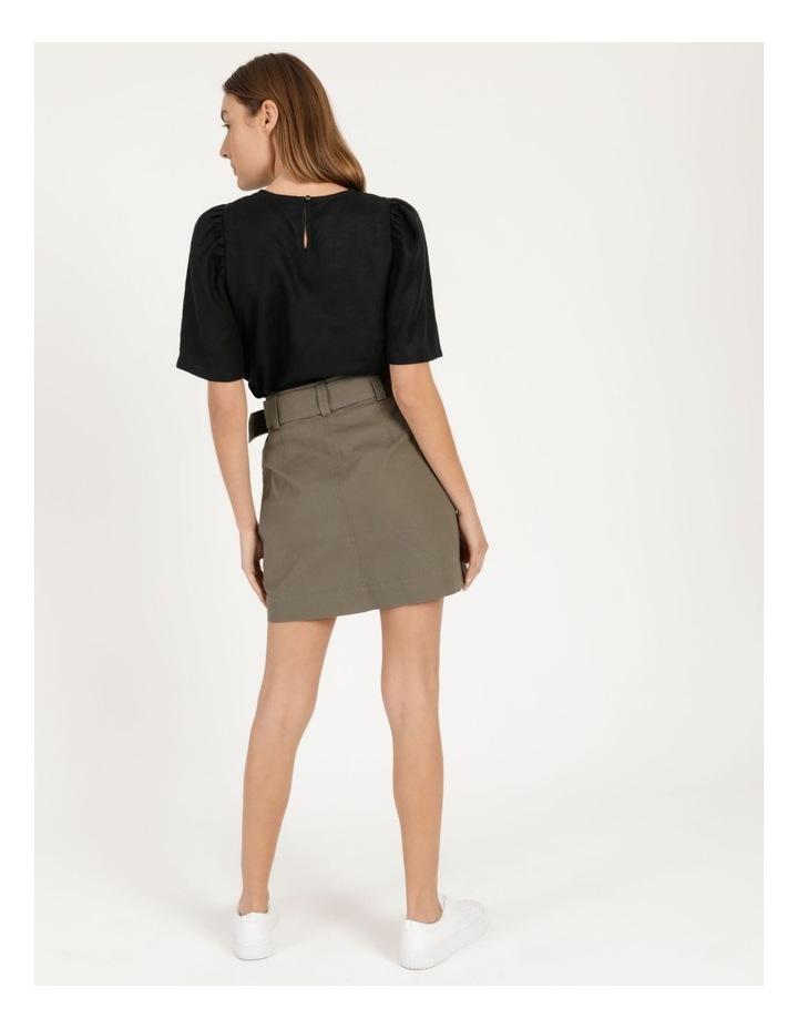 Cotton Kalamata Utility Skirt image 6