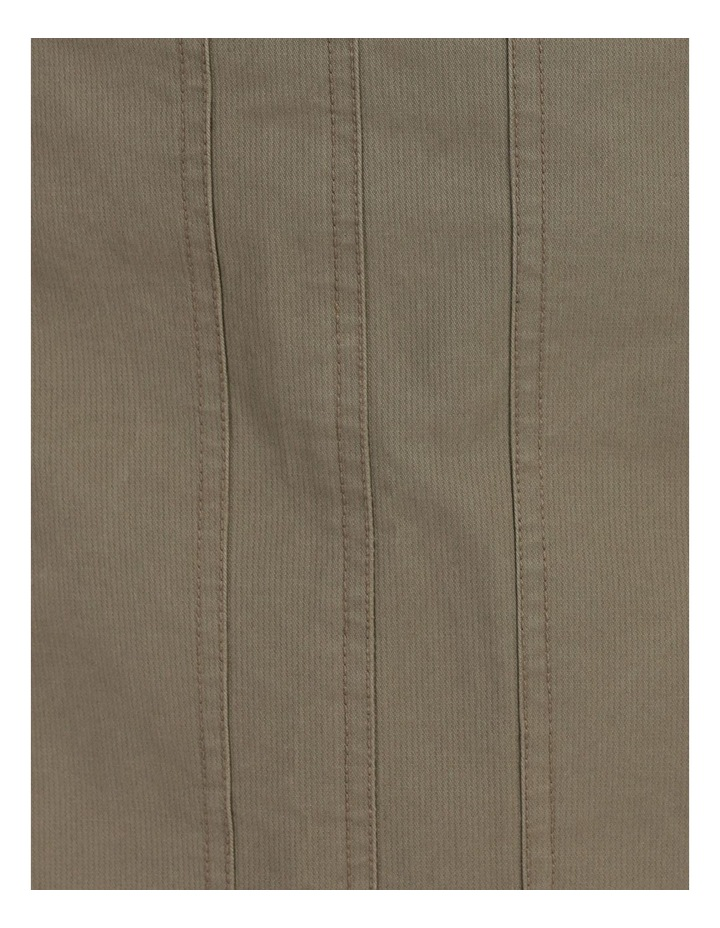 Cotton Kalamata Utility Skirt image 7