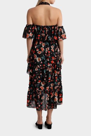Piper - Dress floral print