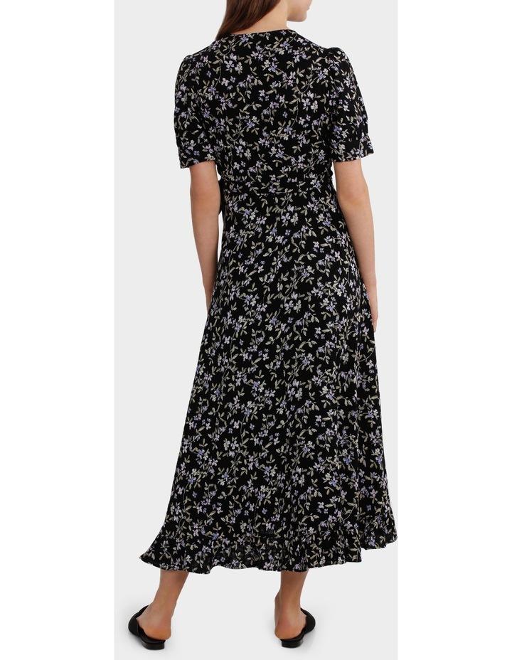 Dress Maxi Wrap Print image 3