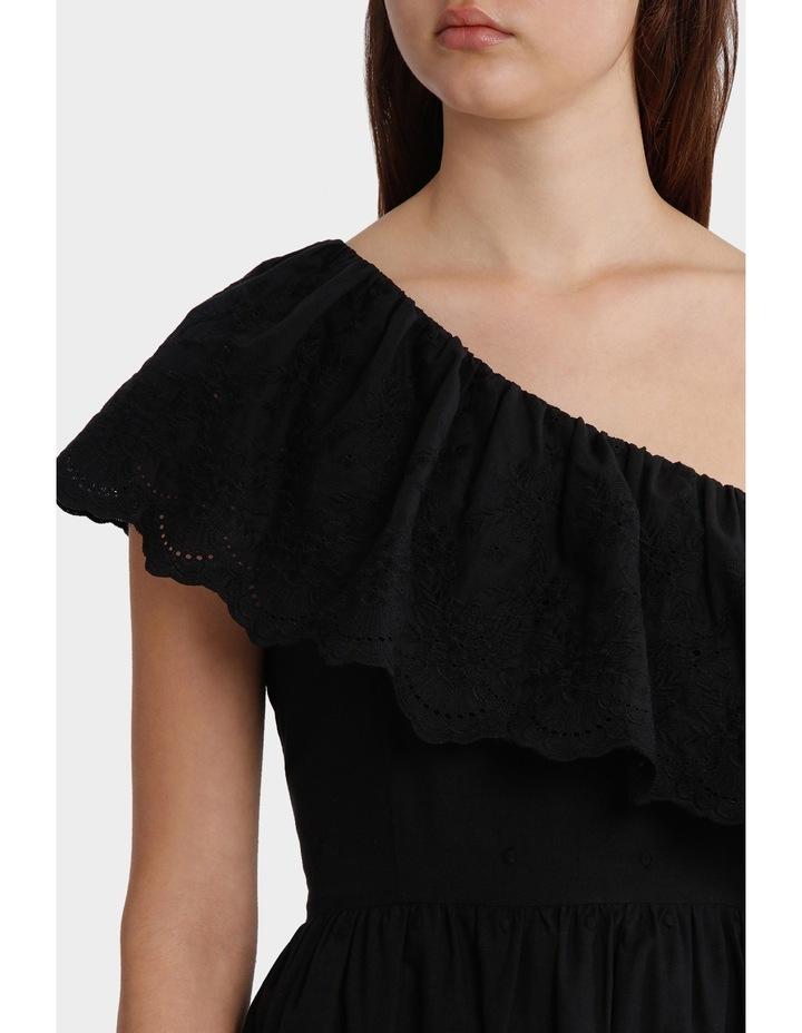 One Shoulder Dress image 4