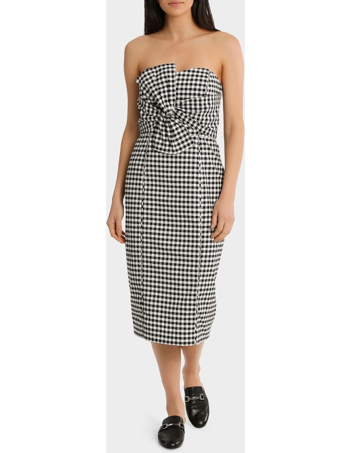 Gingham Dress image 1