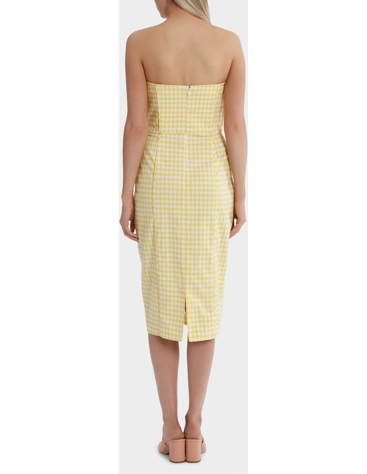 Gingham Dress image 3
