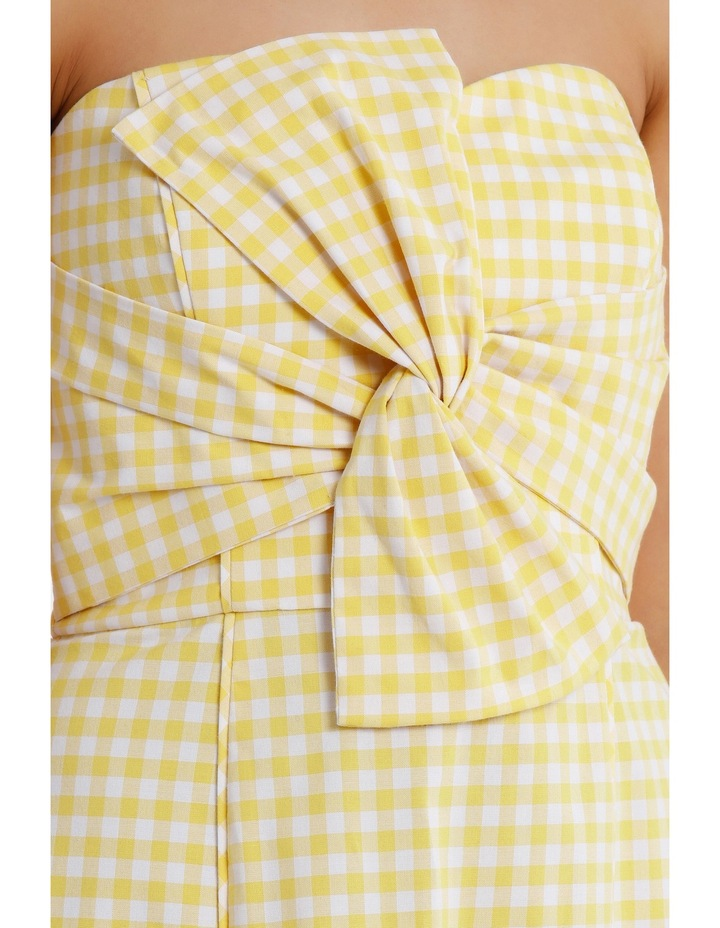 Gingham Dress image 4