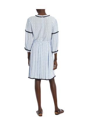 Piper - Dress 3/4 Sleeve spliced print