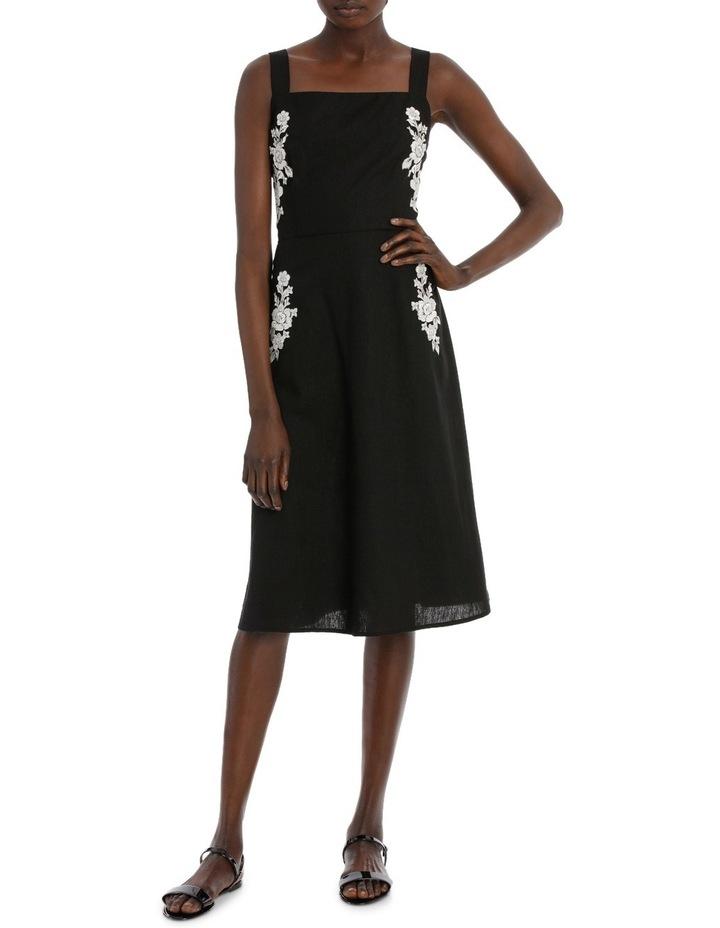 Dress Embroidery Midi image 1
