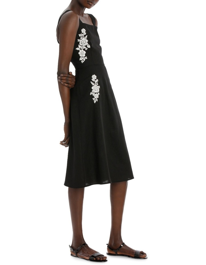 Dress Embroidery Midi image 2