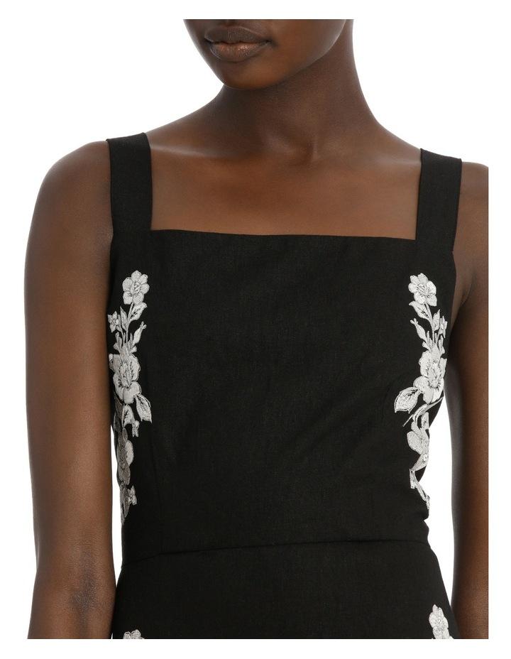 Dress Embroidery Midi image 4