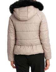 Piper - Puffer Light Weight With Fur Hood