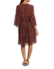 Piper - Dress Embroidered
