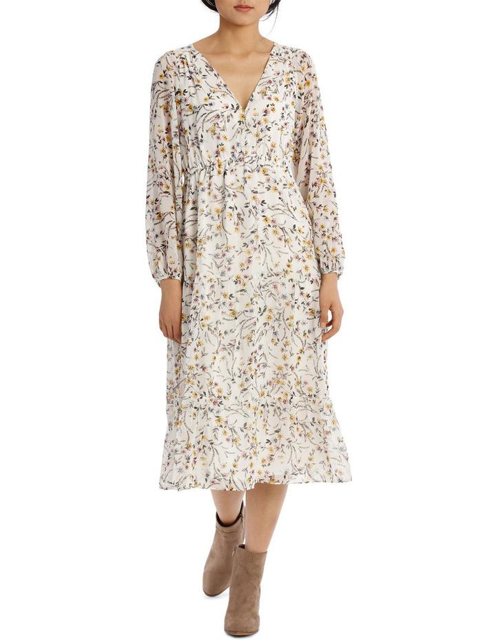Dress Full Sleeve Print image 1
