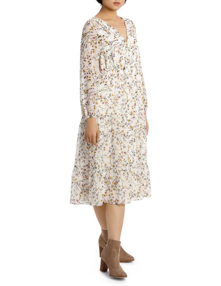 Dress Full Sleeve Print image 2