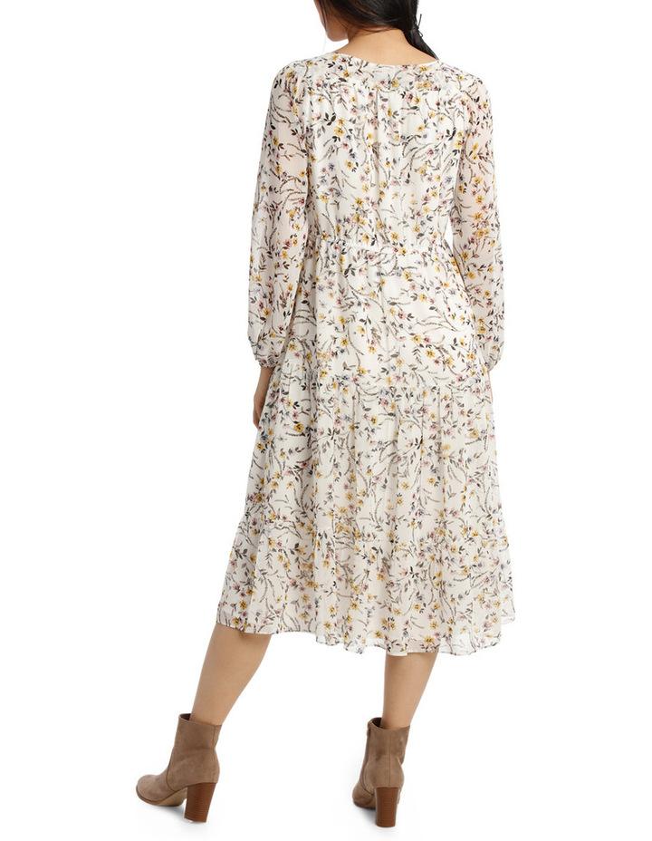 Dress Full Sleeve Print image 3