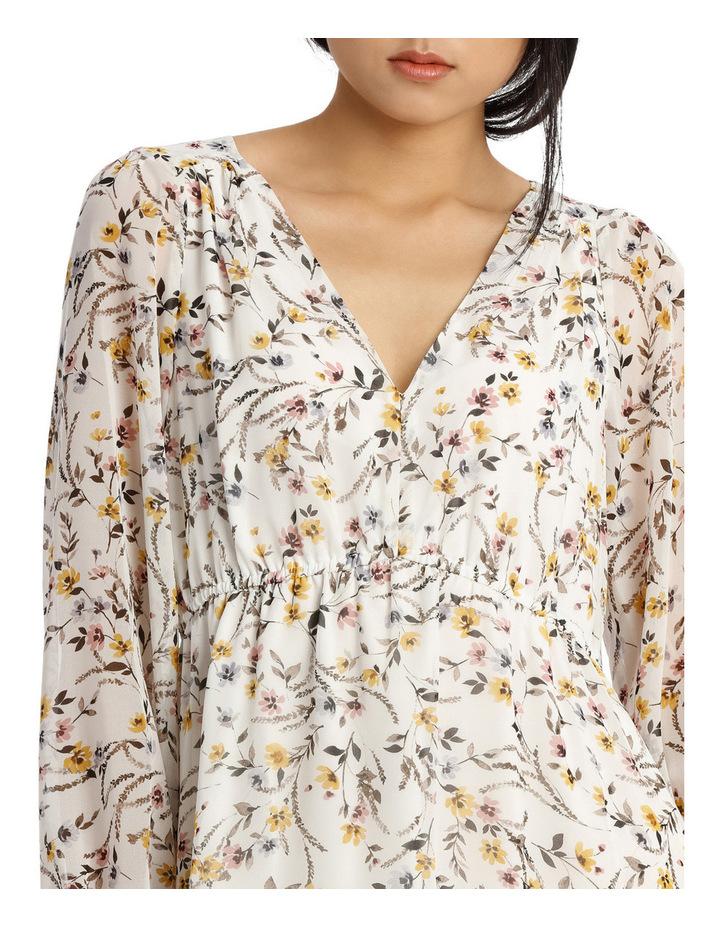 Dress Full Sleeve Print image 4