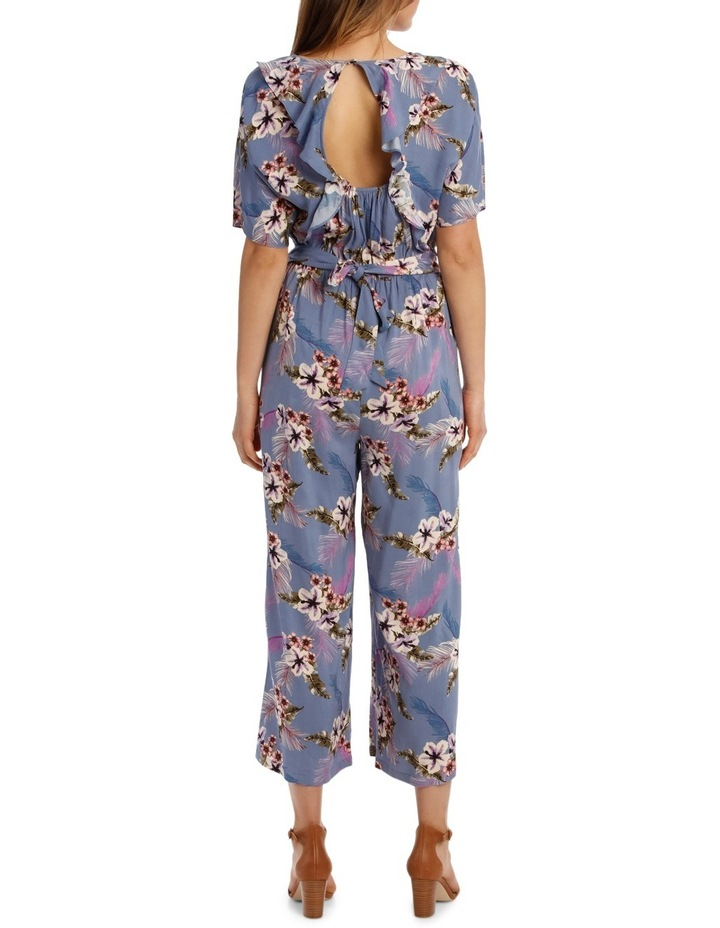 Jumpsuit With Sleeve Open Back image 3