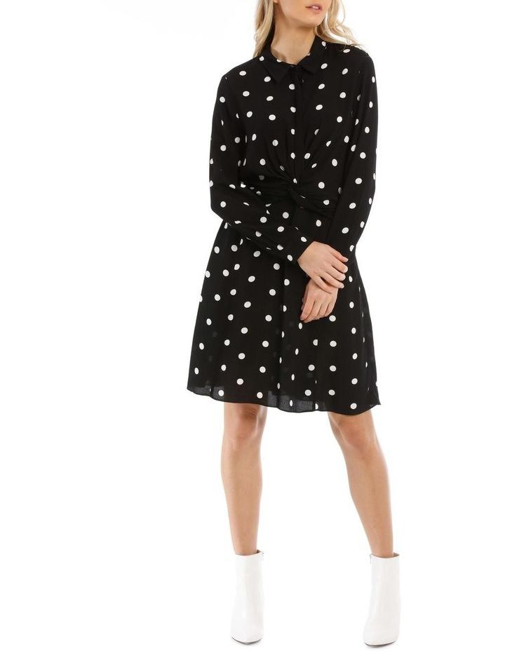 Dress Spot With Twist Bodice image 1