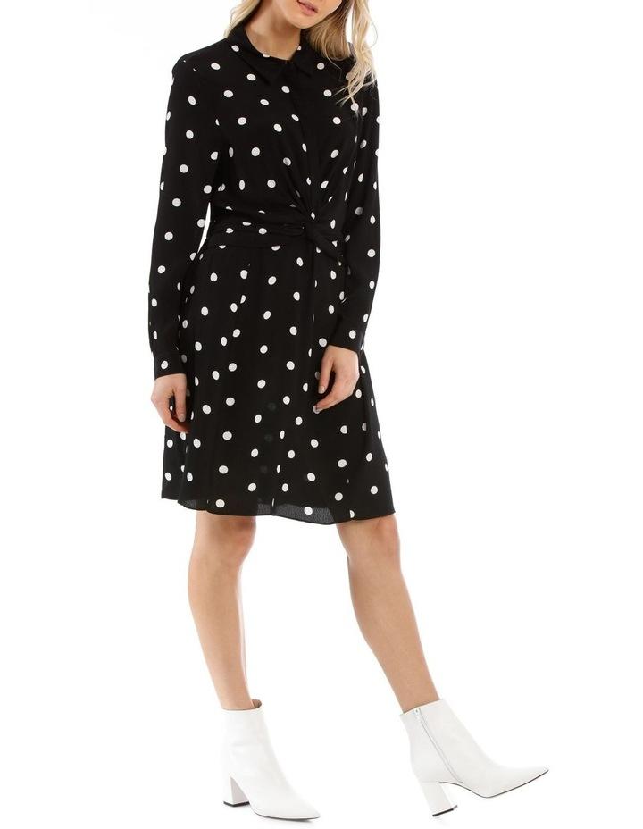 Dress Spot With Twist Bodice image 2