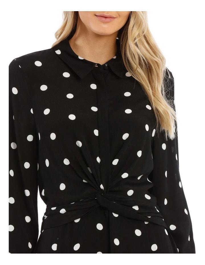 Dress Spot With Twist Bodice image 4