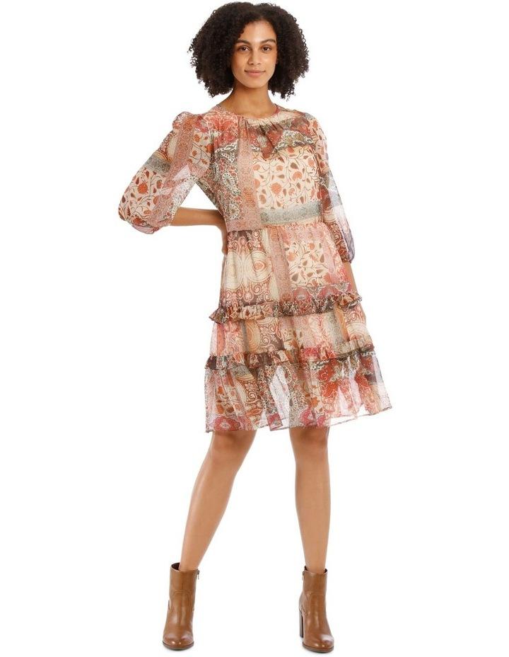 Short Paisley Dress image 1