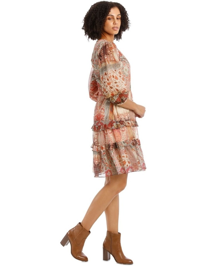 Short Paisley Dress image 2