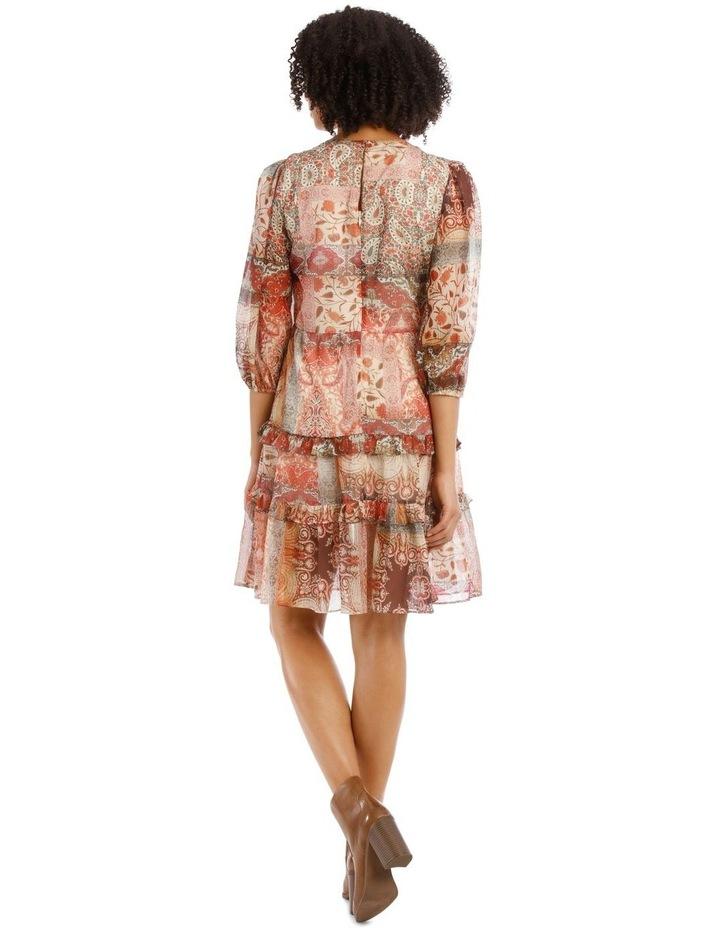 Short Paisley Dress image 3