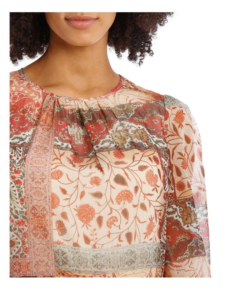 Short Paisley Dress image 4