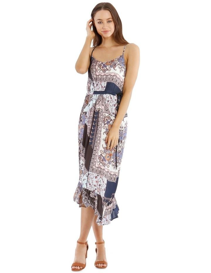 Sleeveless Tiered Dress image 1