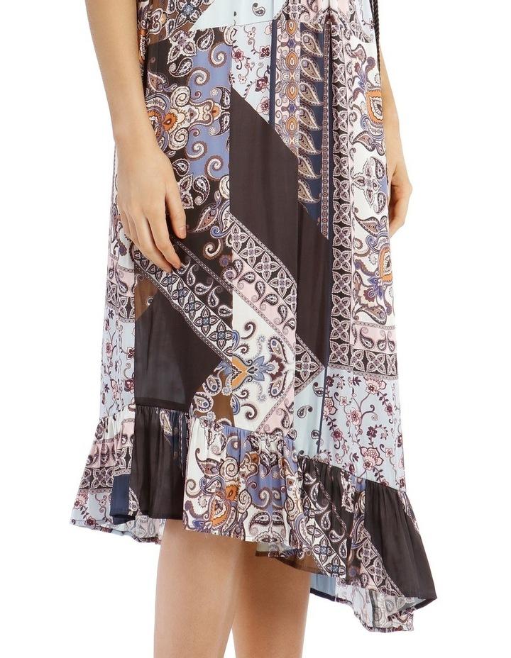 Sleeveless Tiered Dress image 4