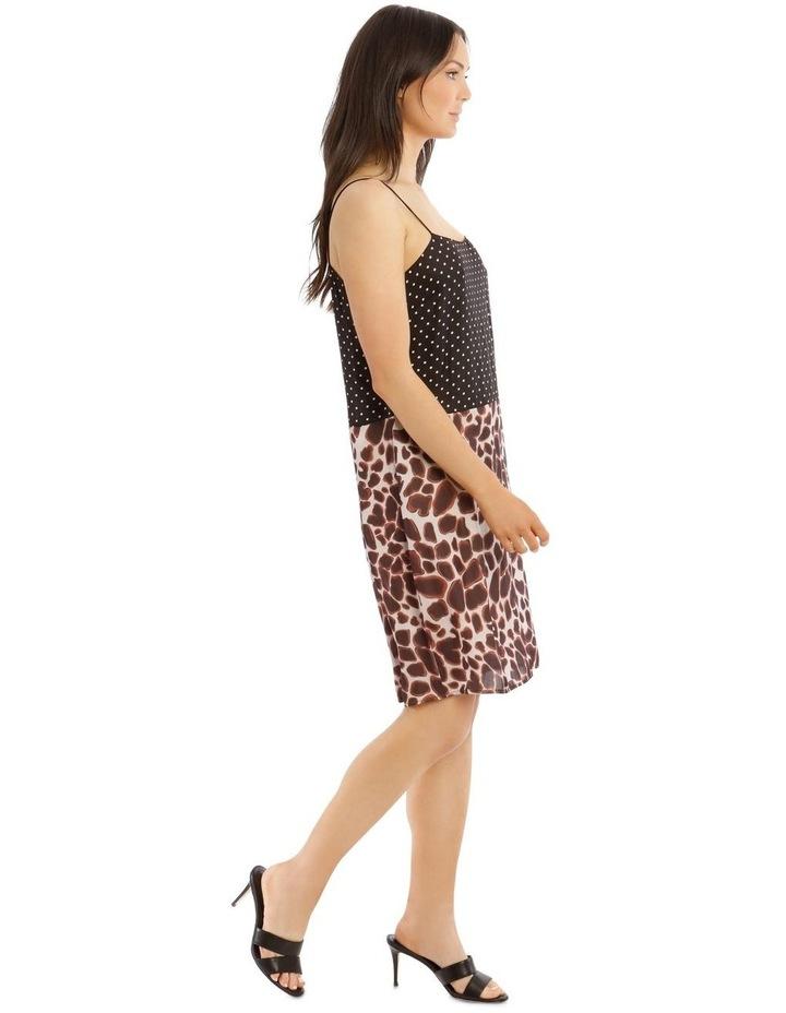 Spliced Slip Dress image 2