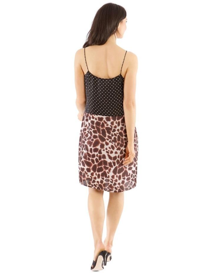 Spliced Slip Dress image 3
