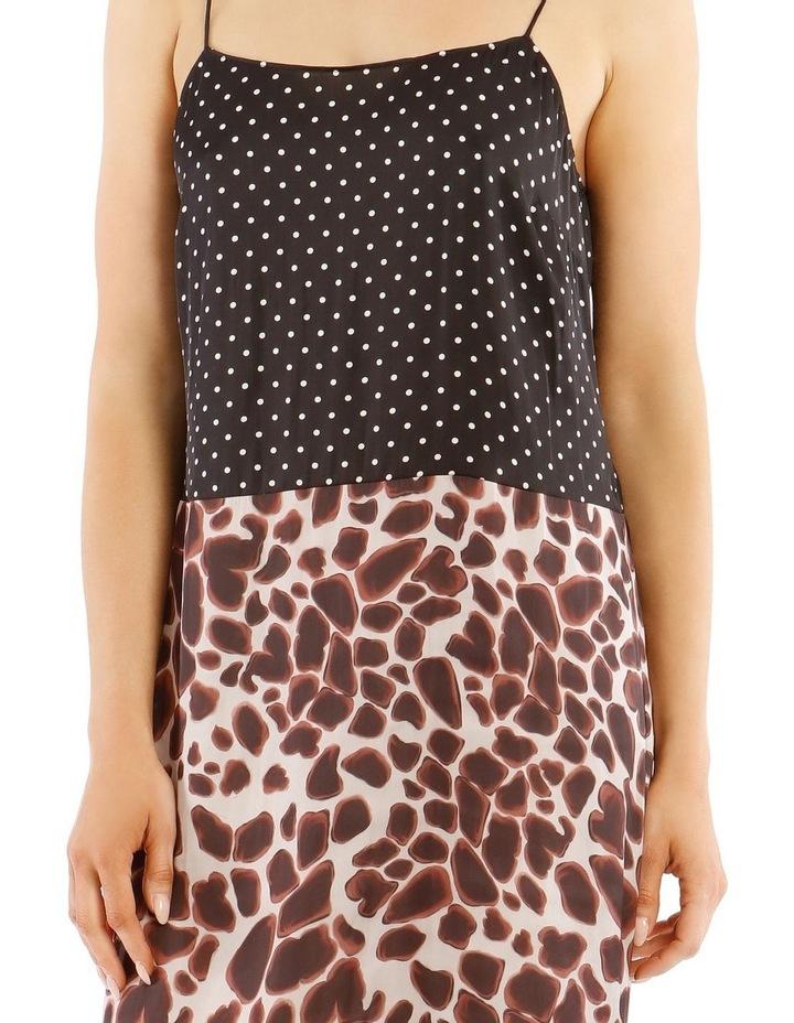 Spliced Slip Dress image 4