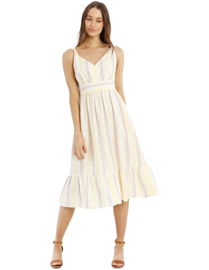 Multi Striped Dress image 1