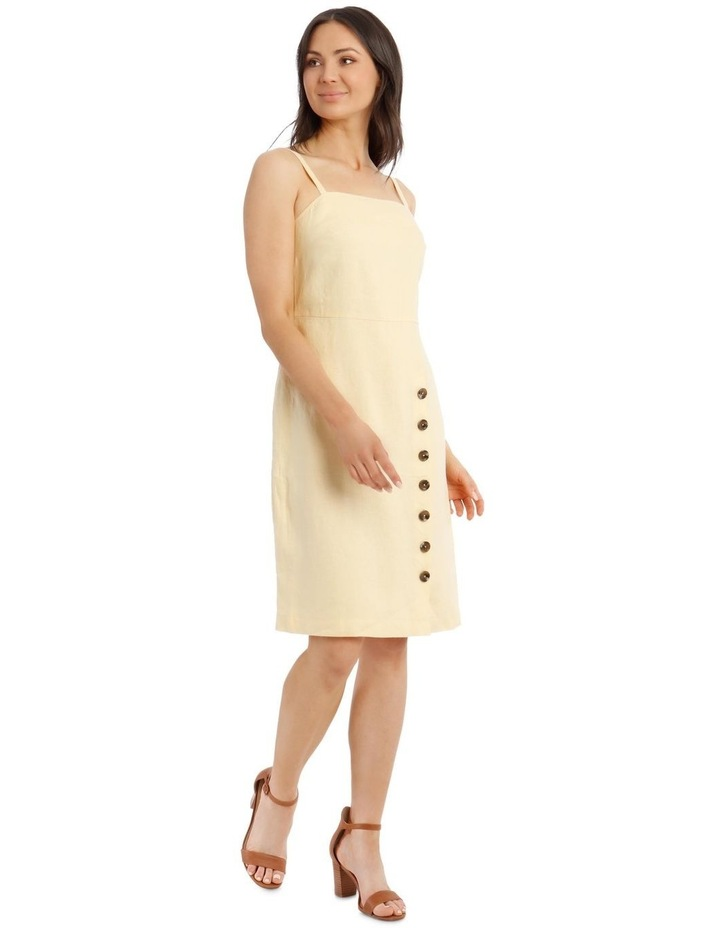 Dress With Side Buttons image 2