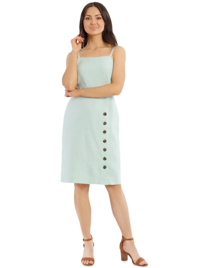 Dress With Side Buttons image 1