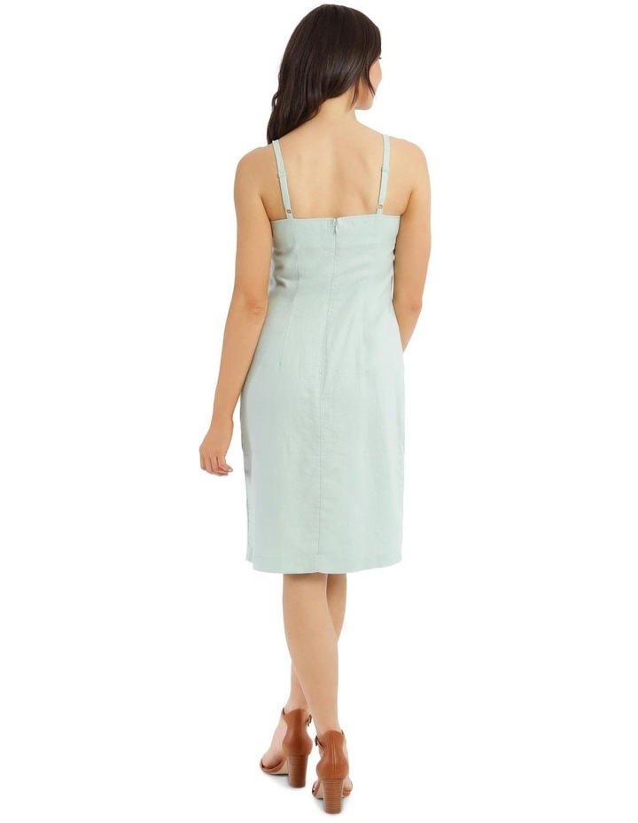Dress With Side Buttons image 3
