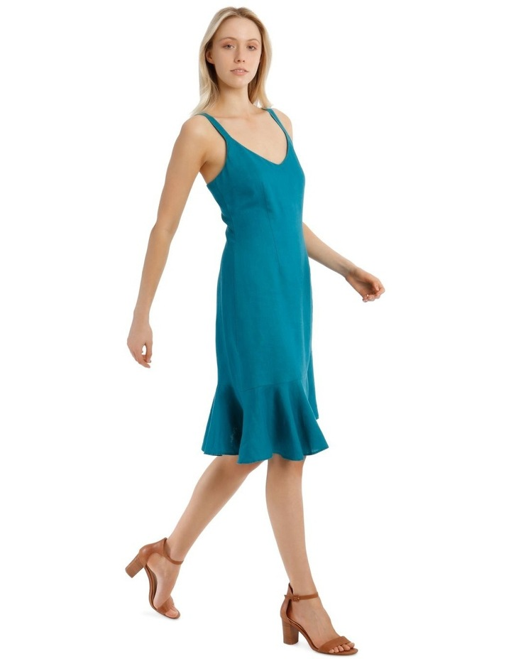 Fluted Hem Dress image 2